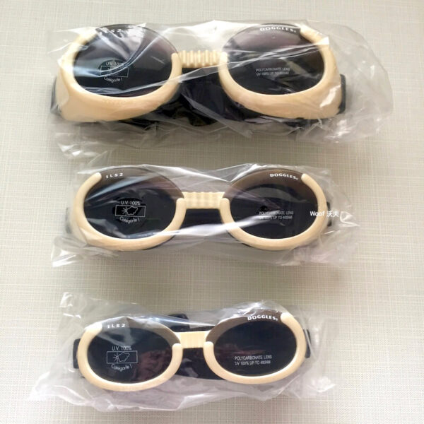 doggles ILS lens chrome