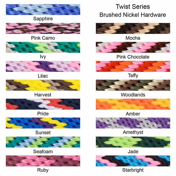 mendota braided colour