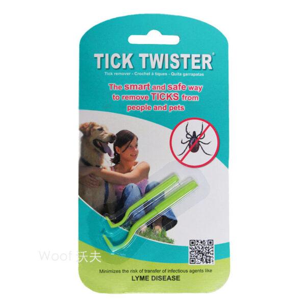 拔除壁蝨 降低感染萊姆病或愛利希體風險 Tick Twister