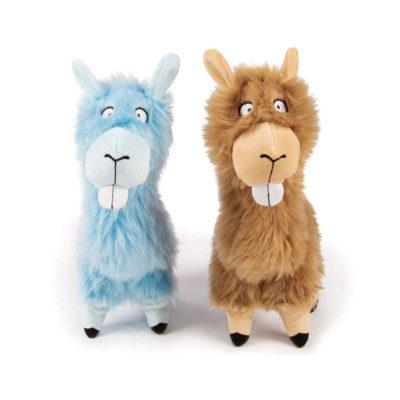 goDog 羊駝擬真發聲玩具