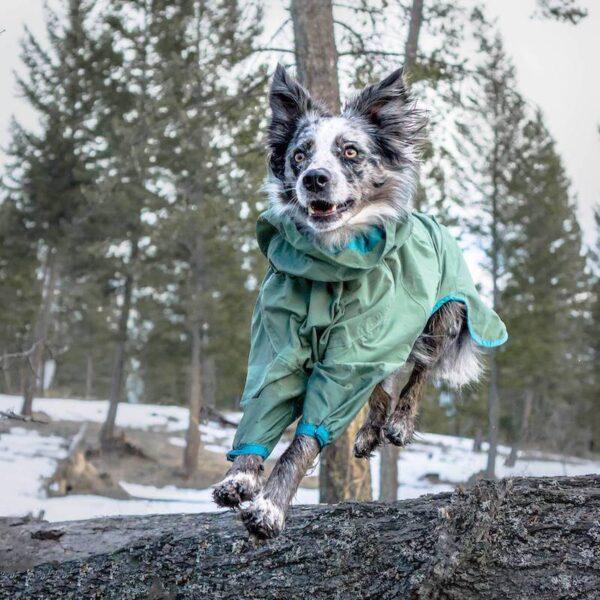 Hurtta 環保再生機能雨衣