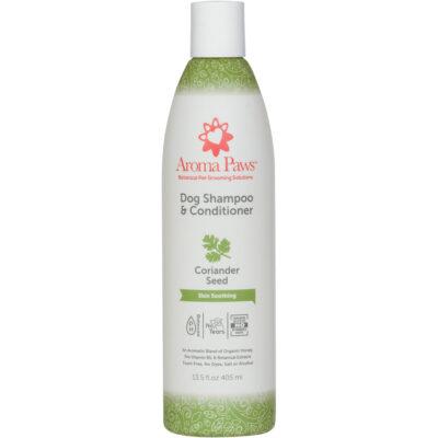 Aroma Paws 有機橄欖油芫荽籽雙效洗毛精(舒緩)